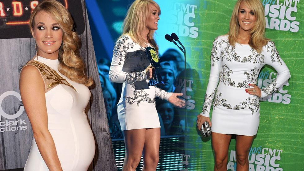 Carrie Underwood Photos Post Baby Body