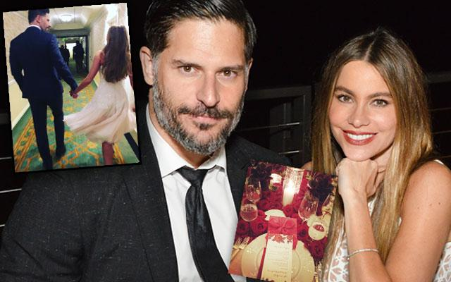 Sofia Vergara Wedding Joe Manganiello Inside Rehearsal Dinner