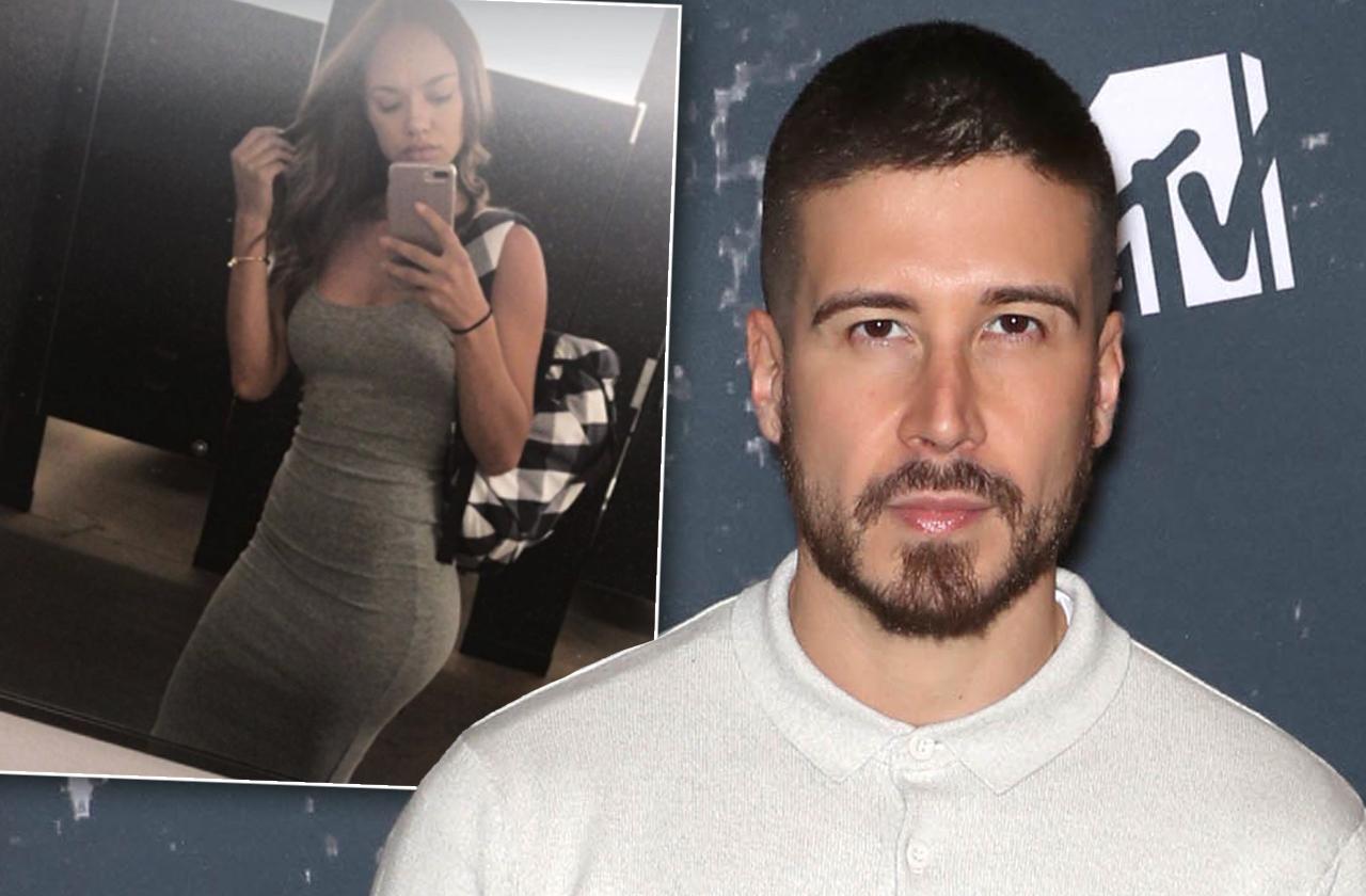 //vinny social media defends cheating girlfriend pp