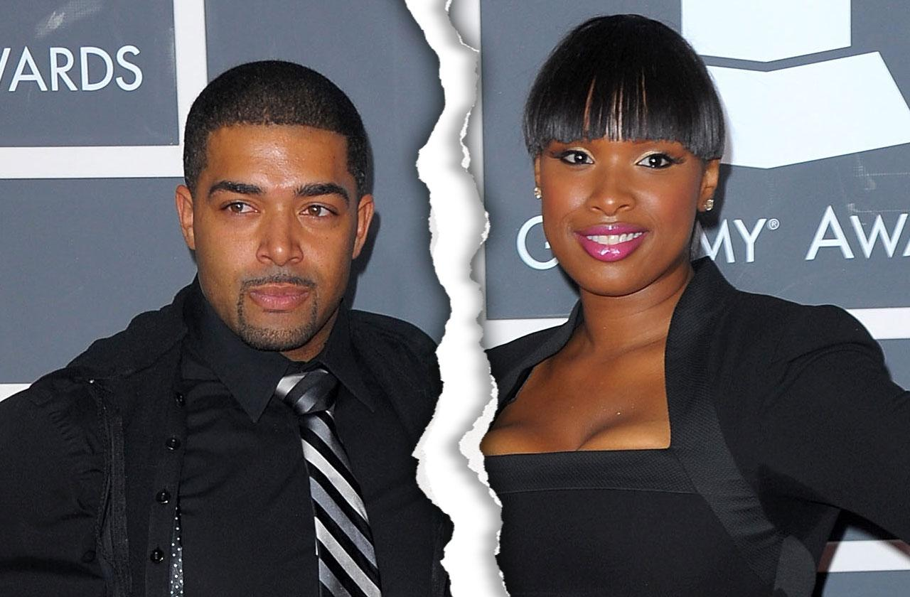 Jennifer Hudson David Ortunga Breakup Custody Battle