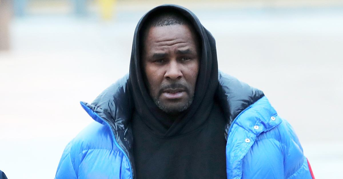 r kelly rkelly lawsuit prison sheriff suing over wife affair pp
