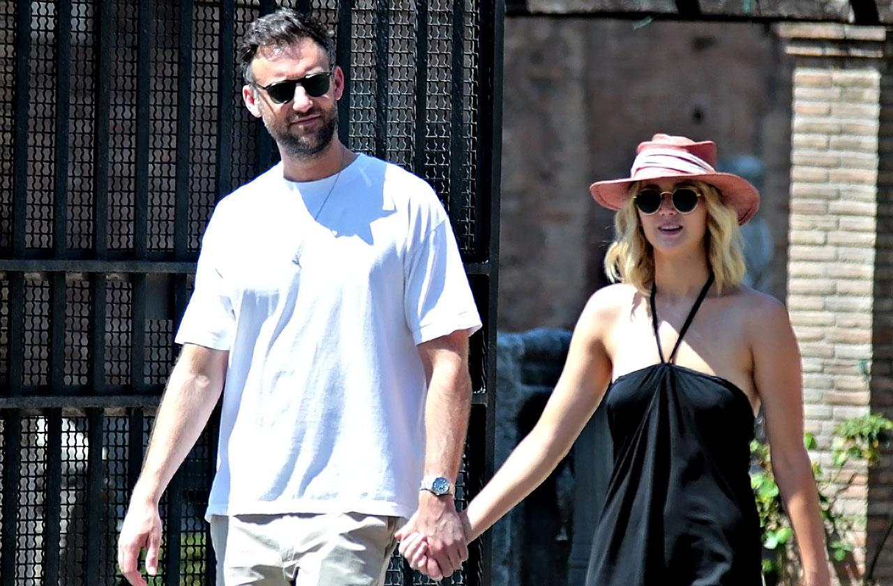 Jennifer Lawrence Reportedly Engaged To Boyfriend Cooke Maroney