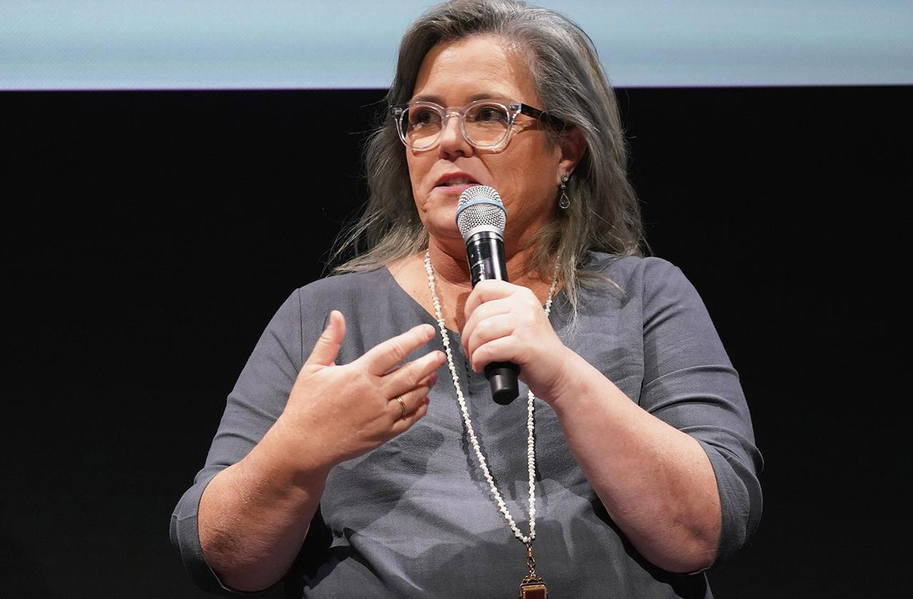 Rosie O'Donnell Sexually Abused By Father Growing Up