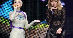 Taylor Swift & Katy Perry VMAs