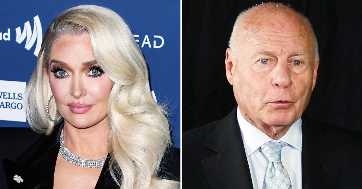 erika jayne sued  million husband thomas girardi faked divorce r
