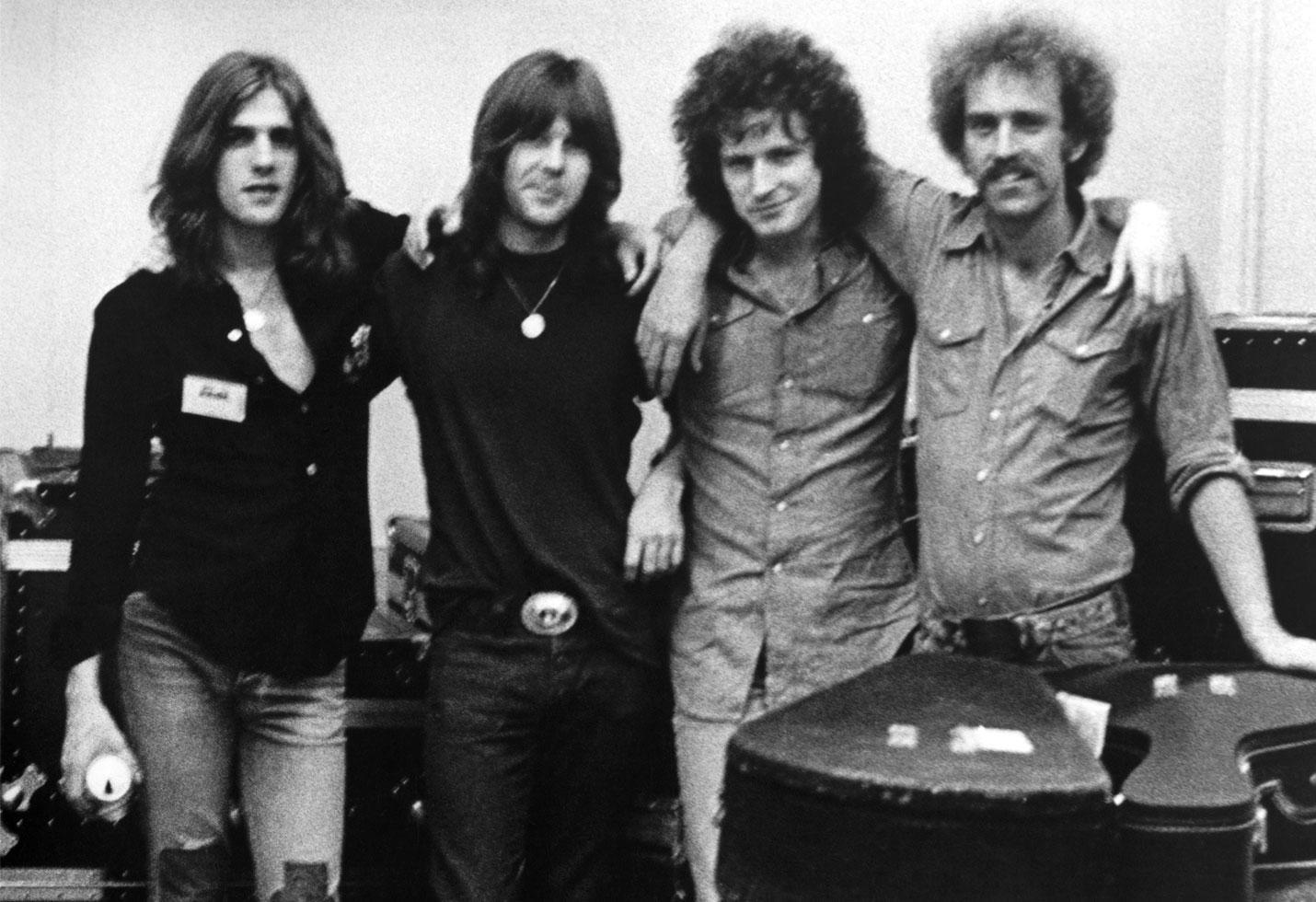 //The Eagles Split Glenn Frey Don Henley star pp