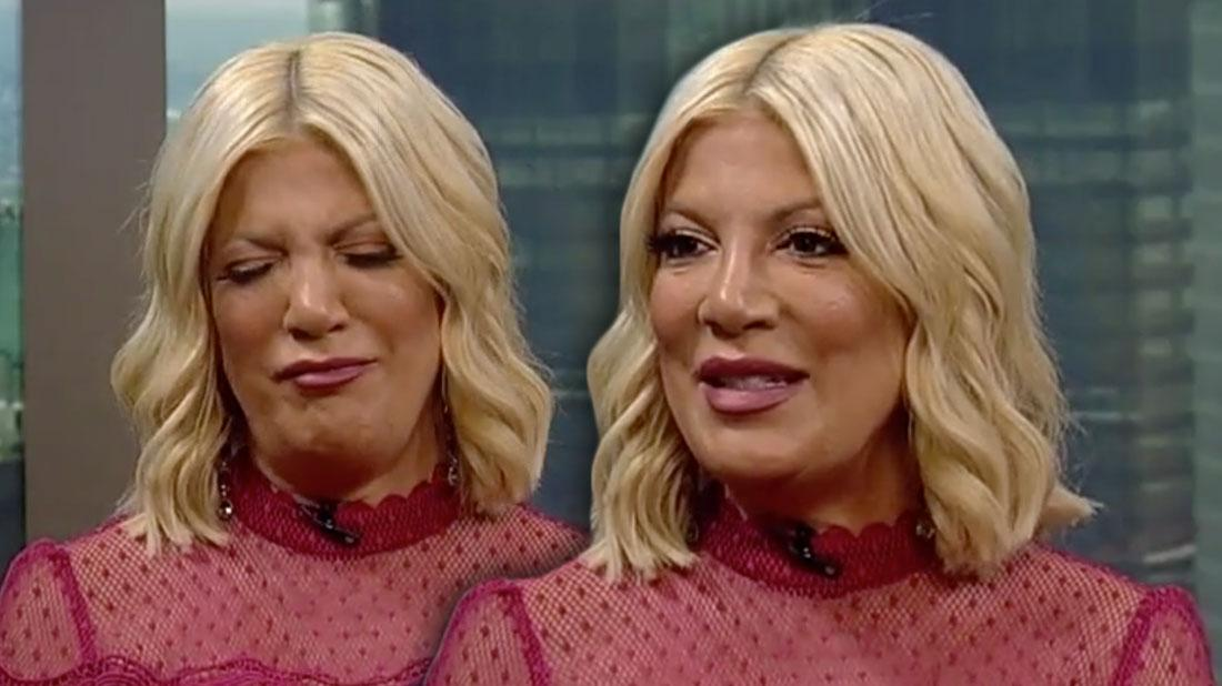 Tori Spelling Claims She Can Pay Her Bills As Bank Lawsuit Rages On