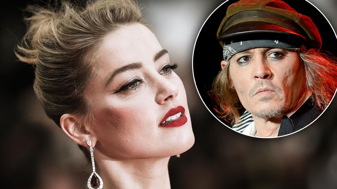 Amber Heard Details Johnny Depp Physical Abuse