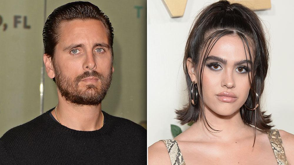 Scott Disick and Amelia Hamlin Dine Together After Attending Halloween Party Together