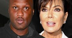 Lamar Odom Rehab Scheme Kris Jenner