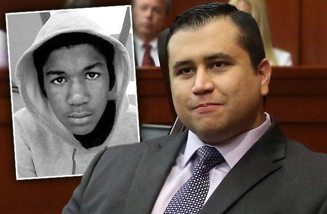 George Zimmerman Defends Gun Auction Trayvon Martin