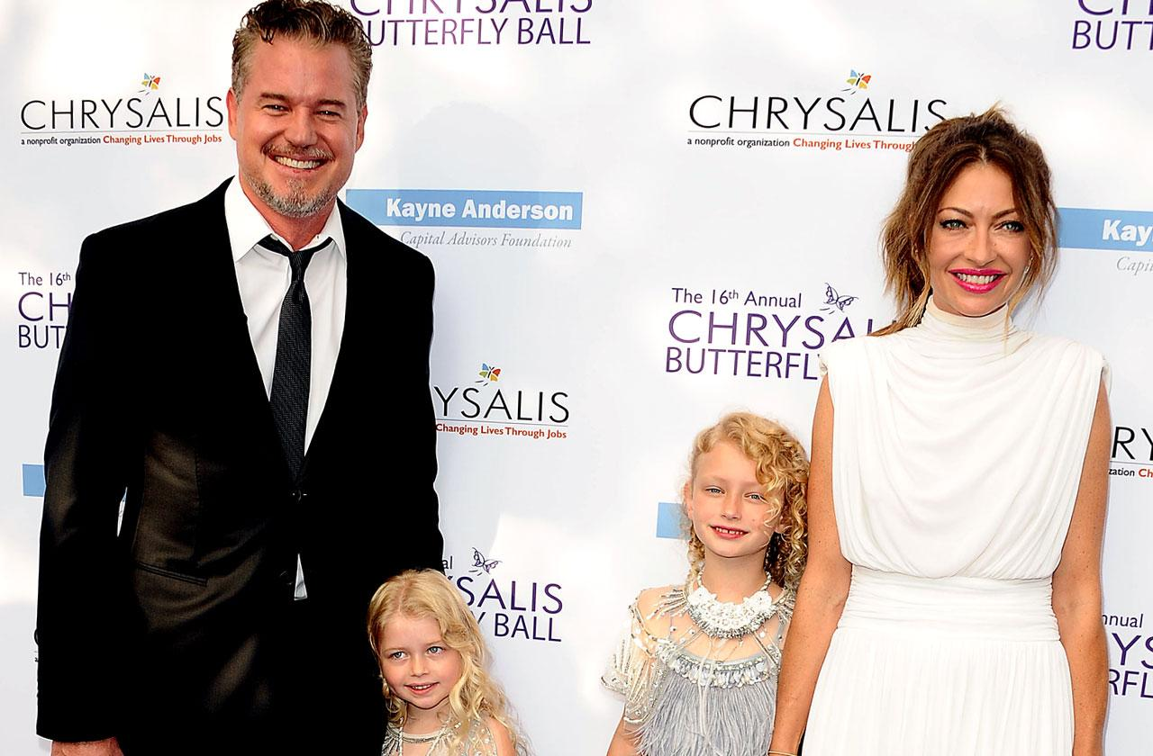 //eric dane rebecca gayheart spending holidays together pp