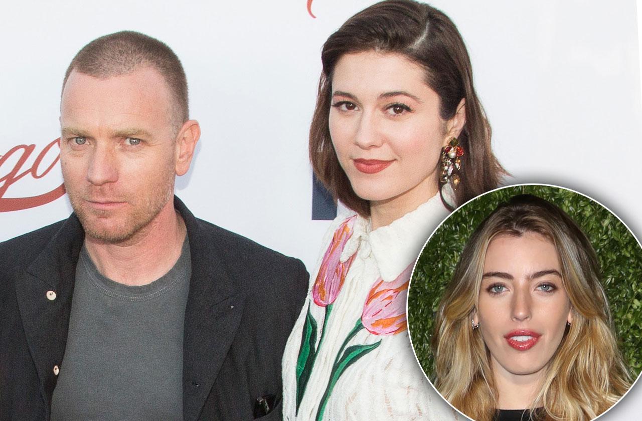 Ewan McGregor Daughter Calls Girlfriend Trash
