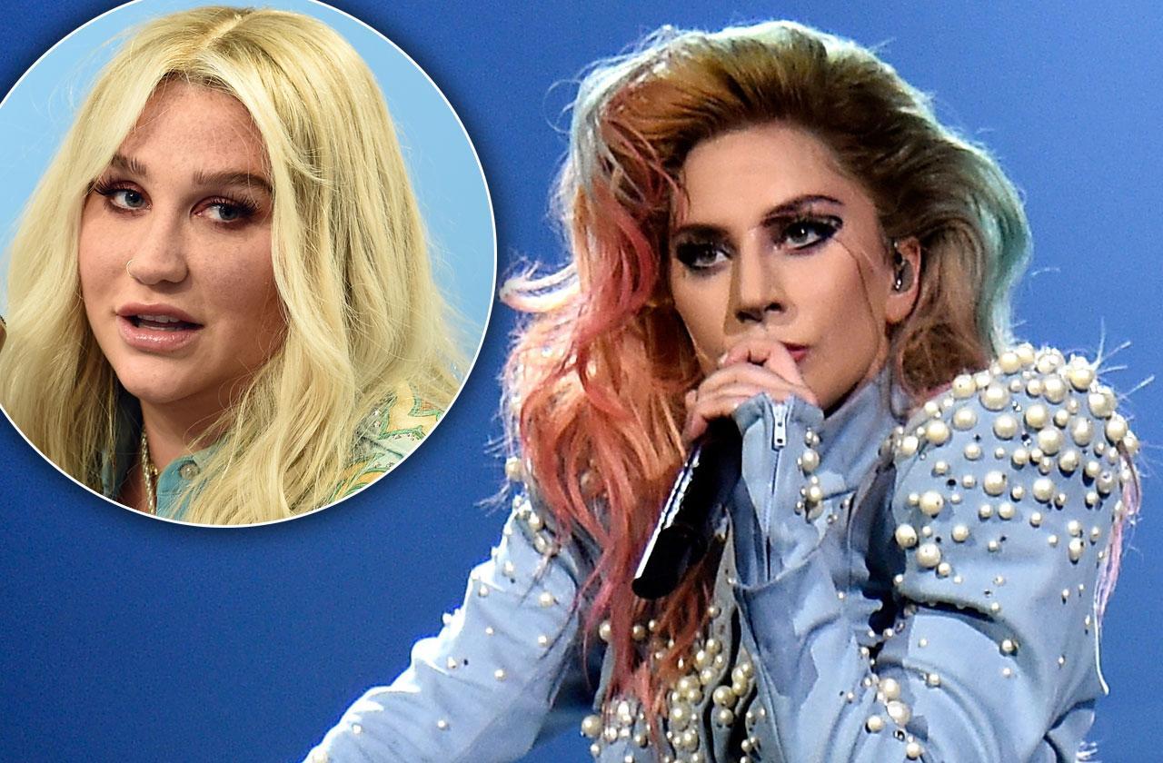 Lady Gaga Kesha Texts Dr Luke Lawsuit