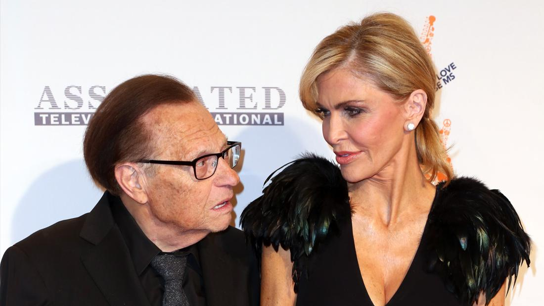 Larry King Says Religion & Age Gap Took Toll On 26-Year Marriage