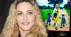 //Madonna Adopted Twins Malawi pp