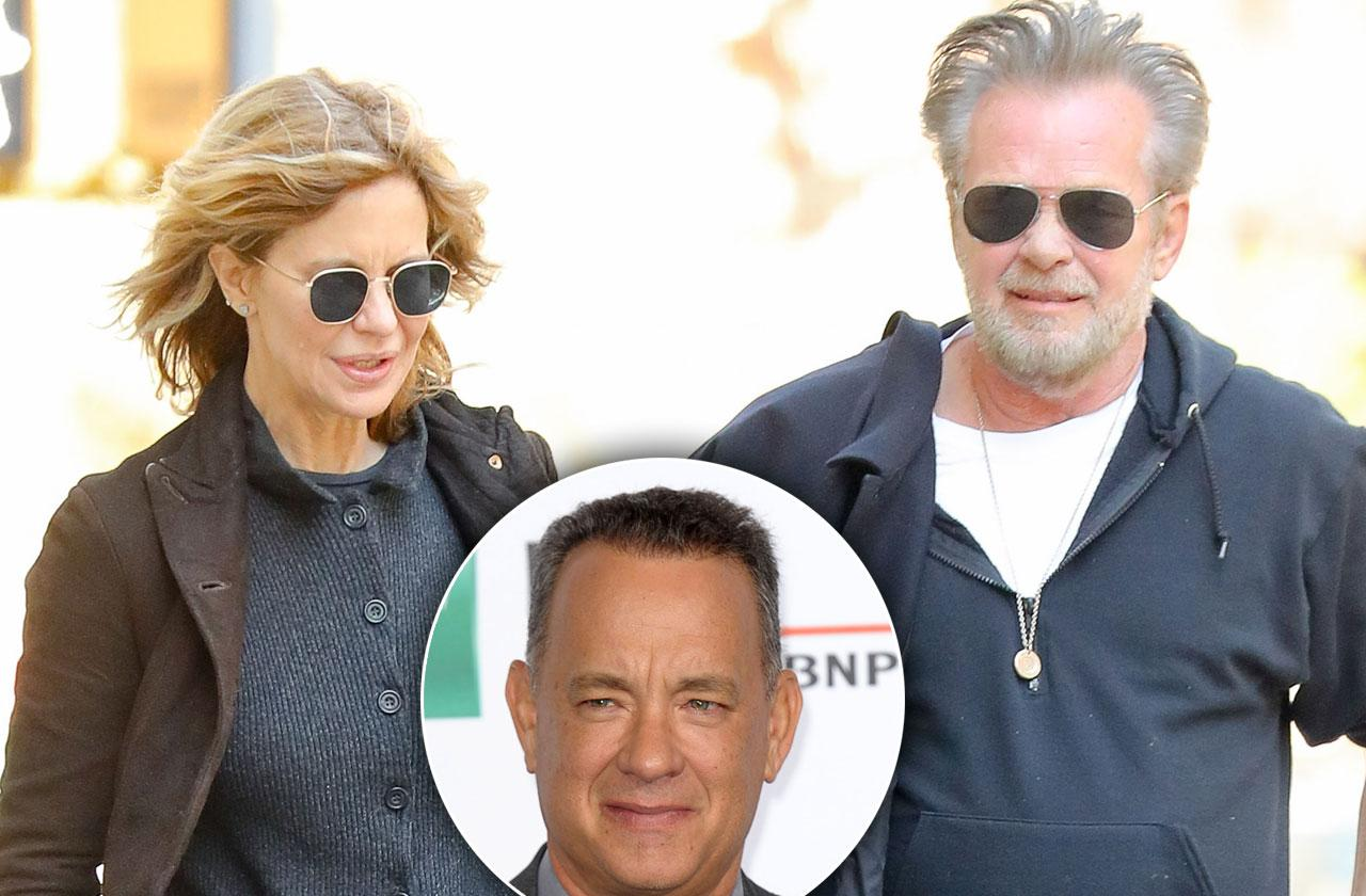 Tom Hanks To Walk Meg Ryan Down The Aisle When She Marries John Mellencamp