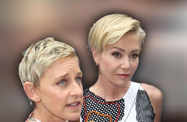 Ellen DeGeneres Portia De Ross Racist Anniversary