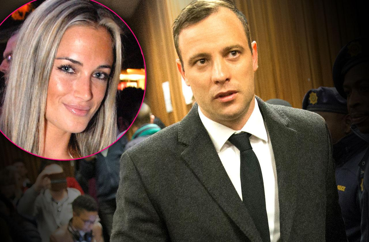 Oscar Pistorius Rushed To Hospital Chest Pains