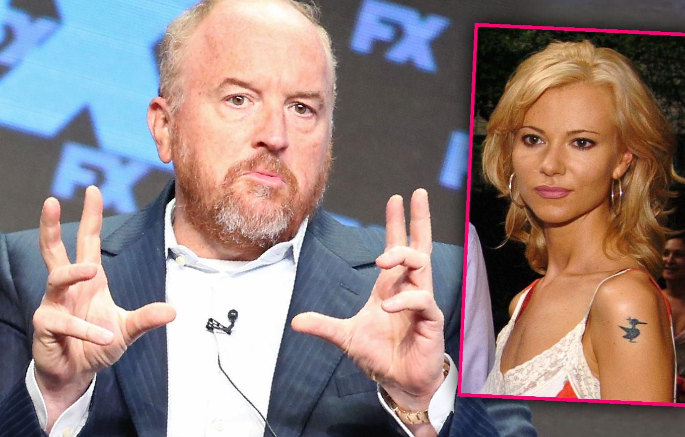 Emails Claim Louis C.K. May Have Given Sarma Melngailis An STD