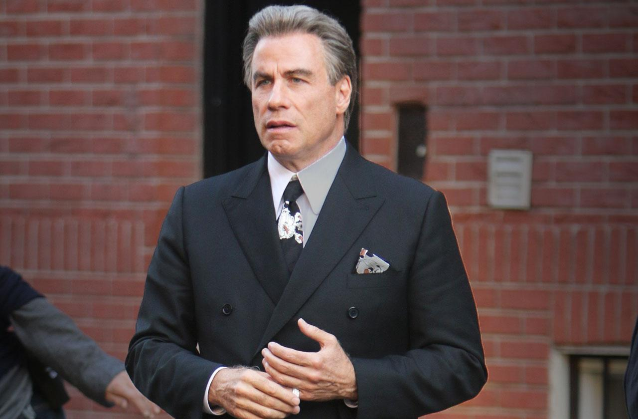 //john travolta gotti film mob problems pp