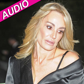 //taylor armstrong slur interview