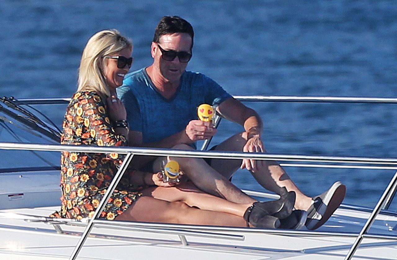 Christina El Moussa Doug Spedding Dating Boat Newport