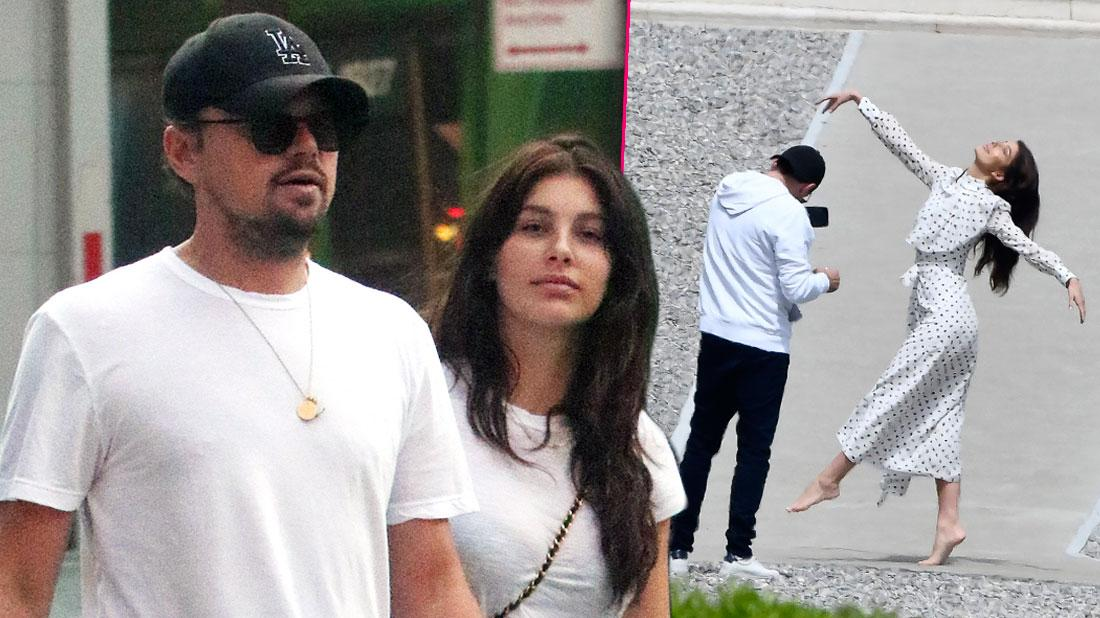 Leonardo DiCaprio's Girlfriend Doesn't Care About Their Age Gap