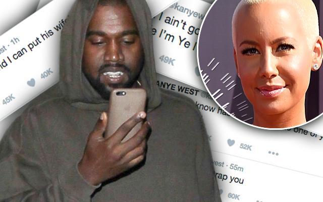 Kanye West Twitter Rant Wiz Khalifa