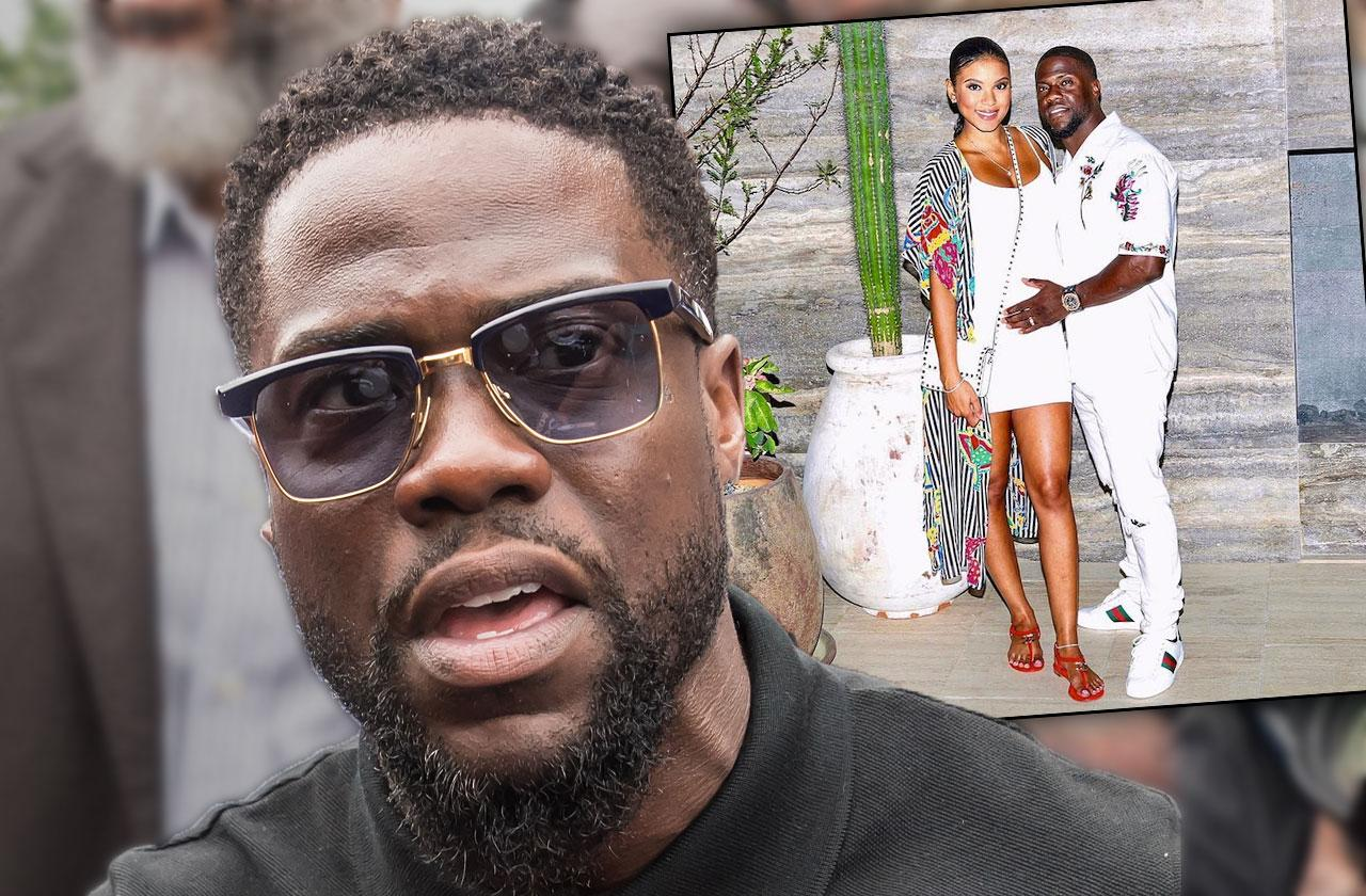 Kevin Hart and Eniko Parrish Mexico Cheating Scandal