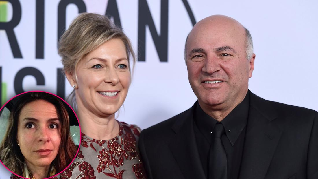 Kevin O'Leary's Wife Linda Hit With Wrongful Death Lawsuit In Fatal Boat Crash Inset of Suzana Brito