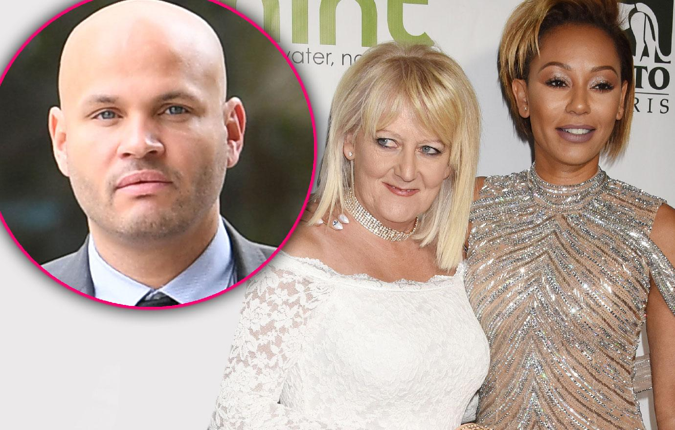 Stephen Belafonte At War With Mother In Law