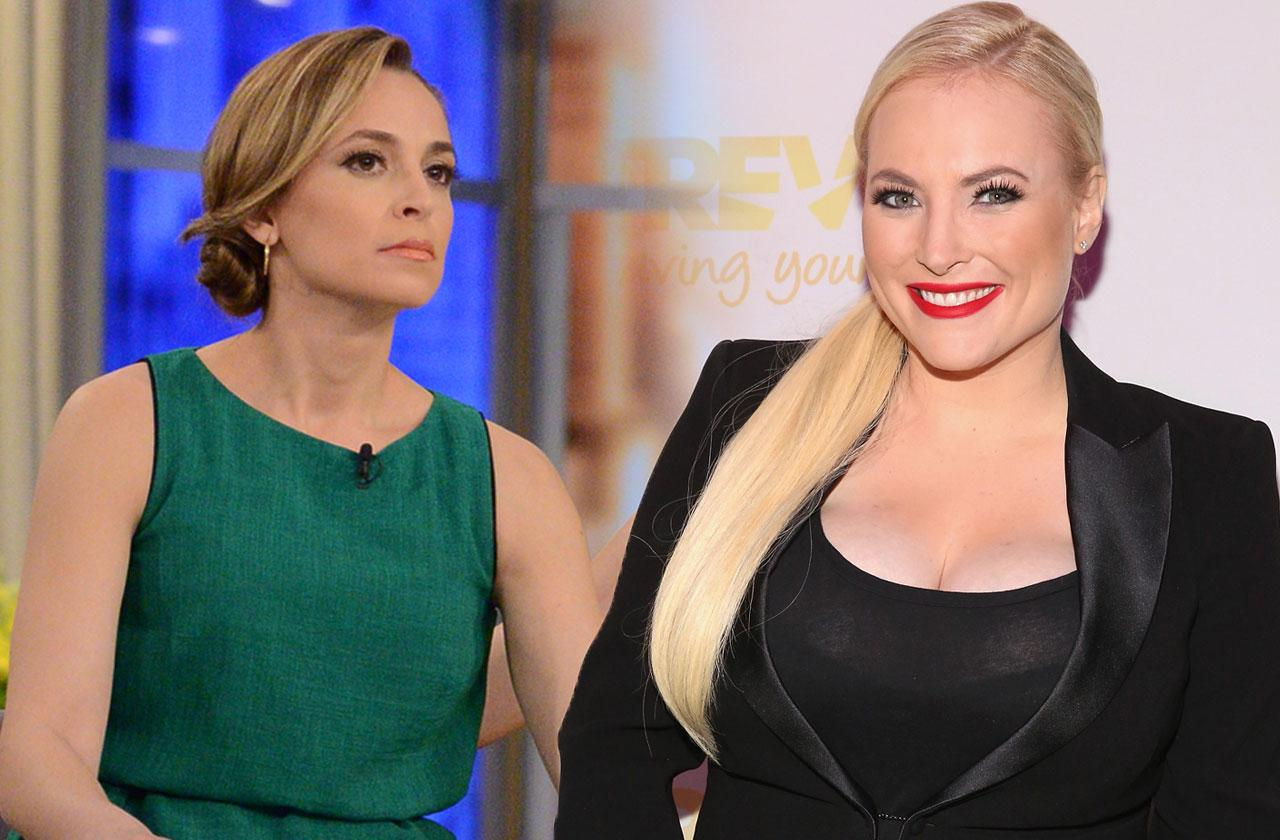 Jedediah Bila 'The View' Replacement Meghan McCain
