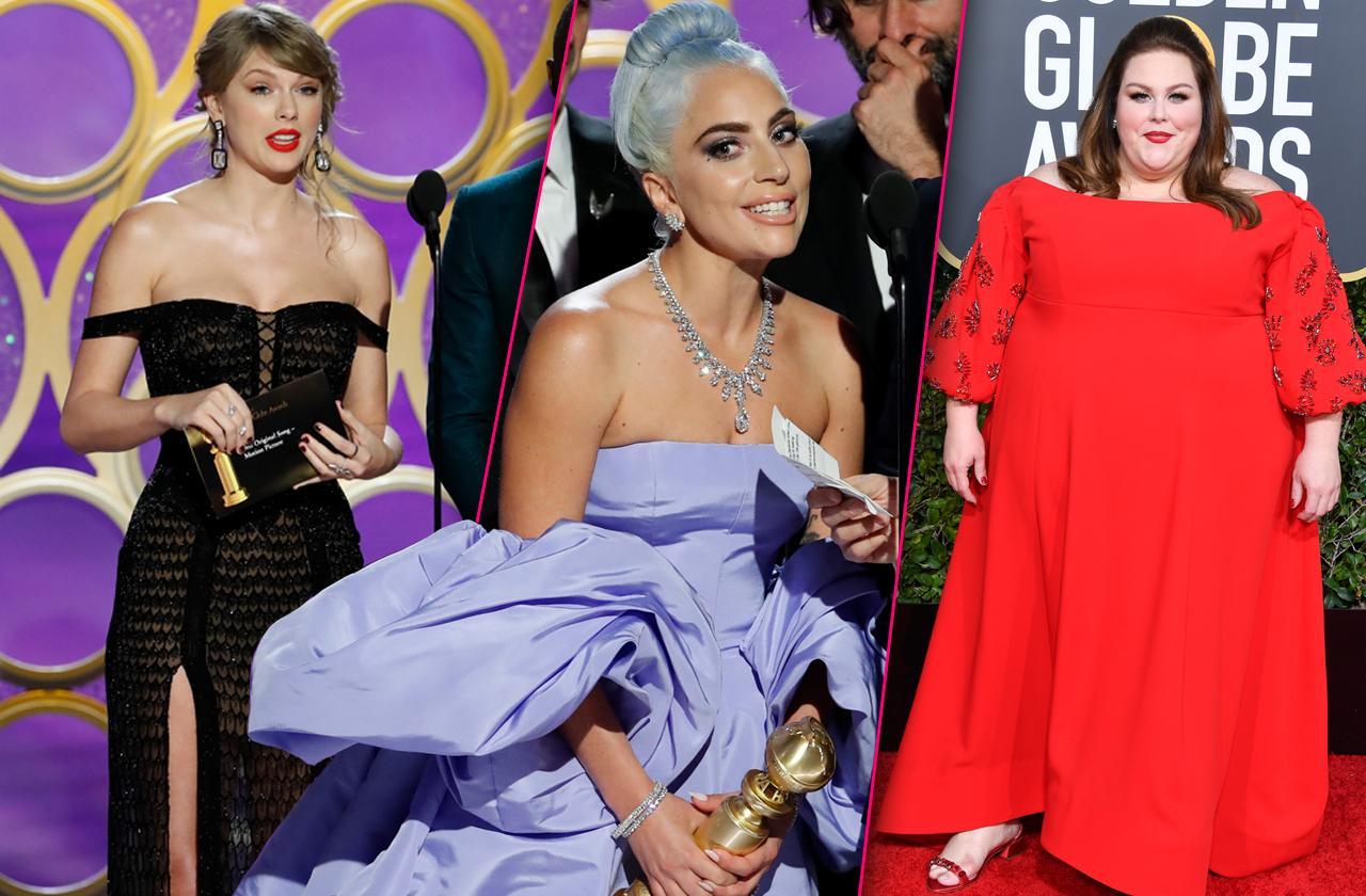 Golden Globes Awards Shocking Moments