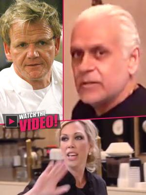 //amy bouzaglo kitchen nightmares accused gordon ramsay sexual harassment allegation tall