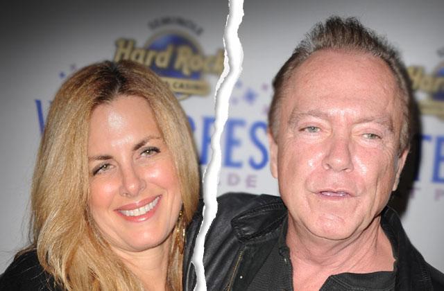 David Cassidy Divorce Finalized Amid Bankruptsy scandal