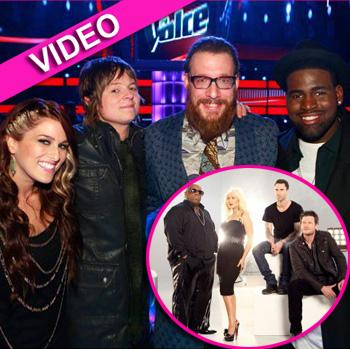 //the voice final four nc a
