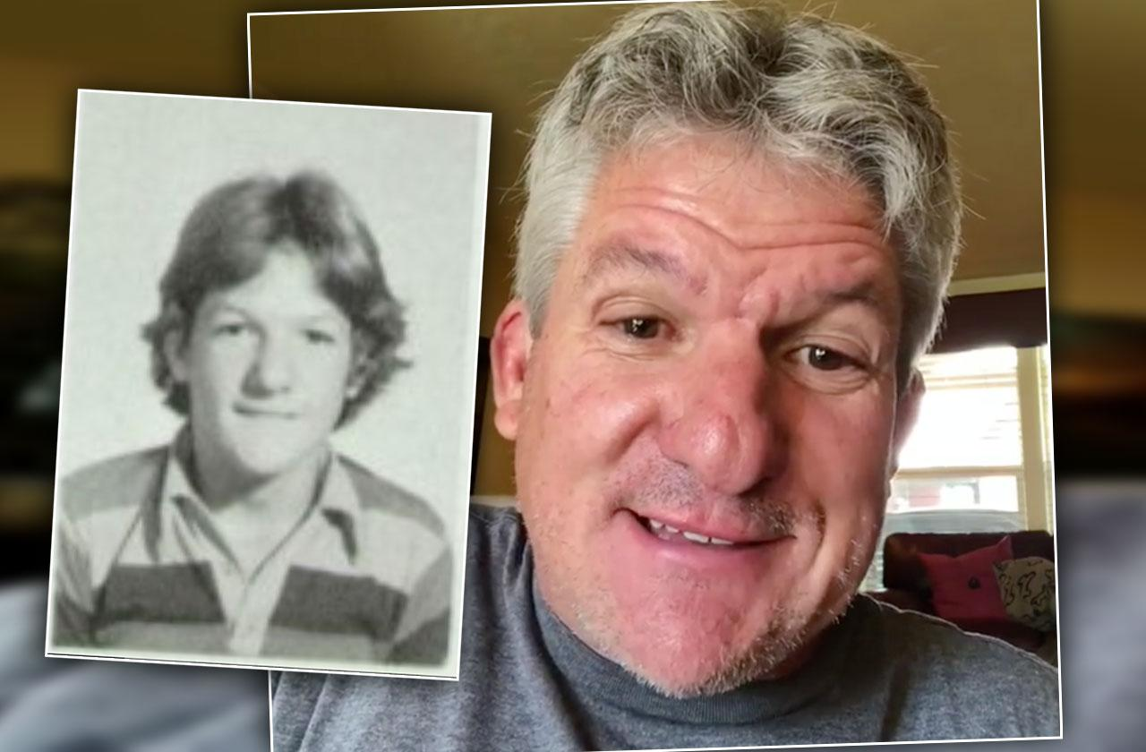 little people matt roloff yearbook photos before fame