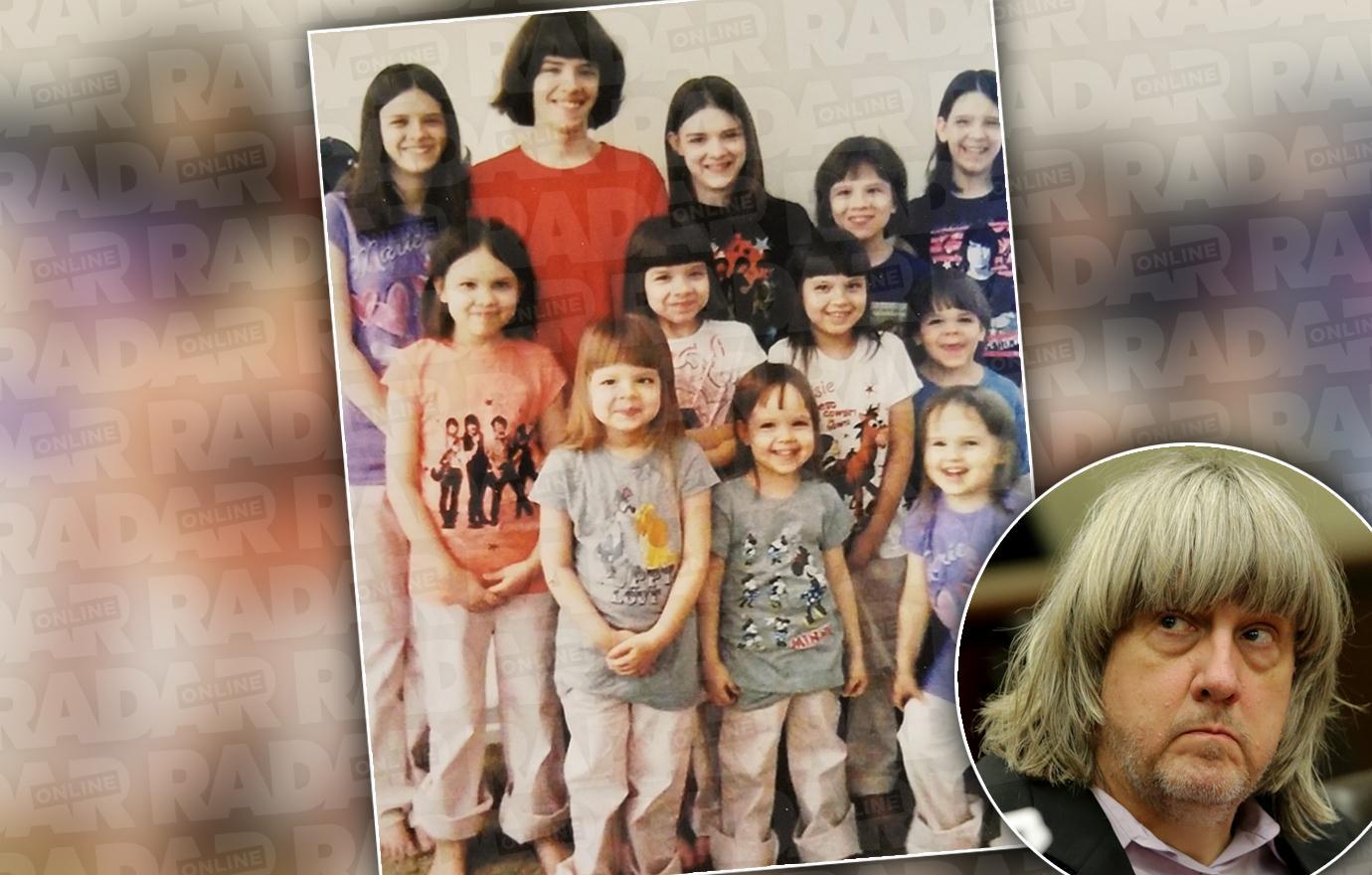 david turpin jailhouse interview monster dad begs kids forgiveness
