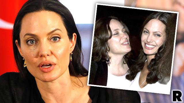 Angelina Jolie Marcheline Bertrand Death Nomadic Lifestyle