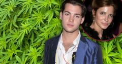 //peter brant ii and marijuana