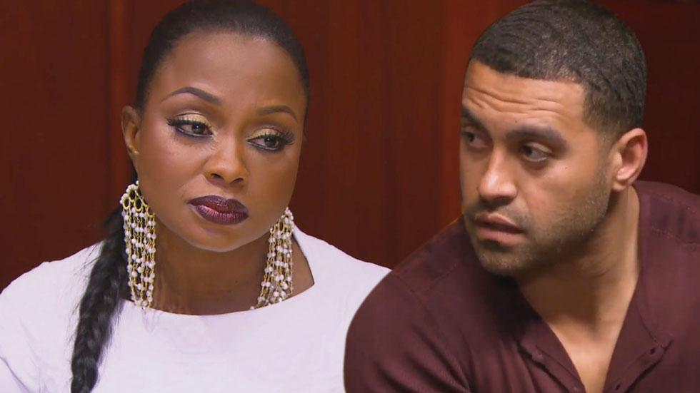 Apollo Nida Still Loves Phaedra Parks
