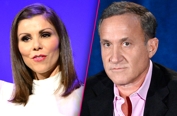 //Heather Dubrow RHOC Quit Fired Terry pp