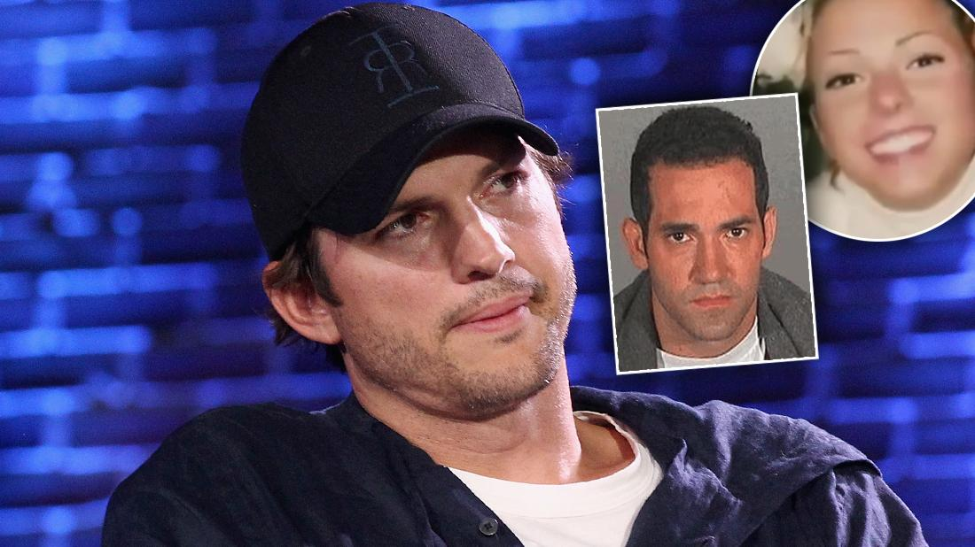 Ashton Kutcher's Late Girlfriend Was 'Nearly Decapitated' In Brutal Stabbing