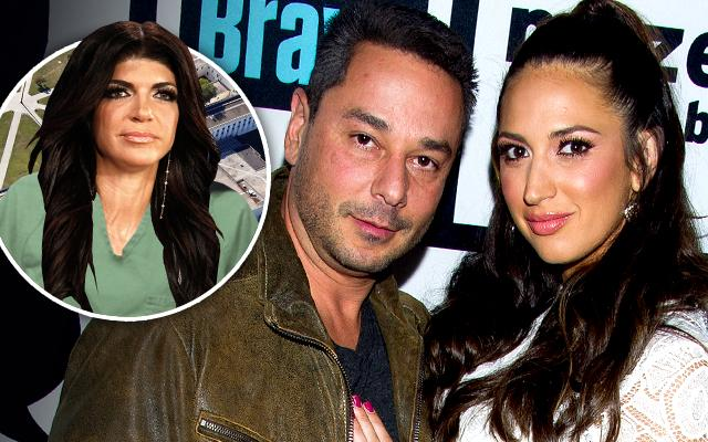 Teresa Giudice Fights Amber and Jim Marchese