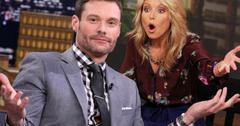 elly Ripa Fears Ryan Seacrest Could Soon Already Leave 'LIVE'
