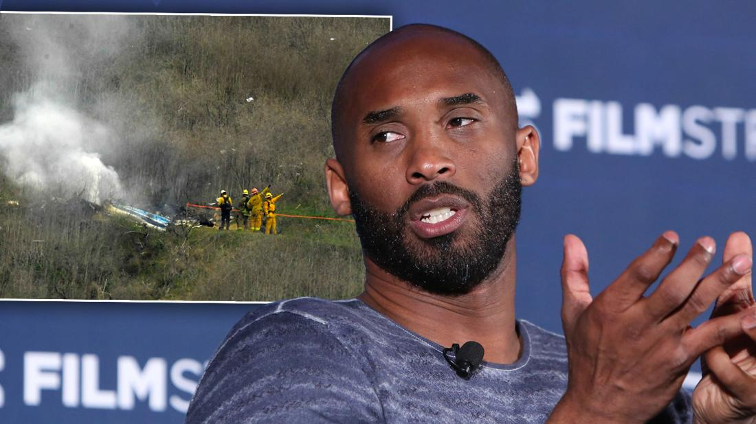Officials Recover All Nine Bodies At Kobe Bryant Helicopter Crash Site