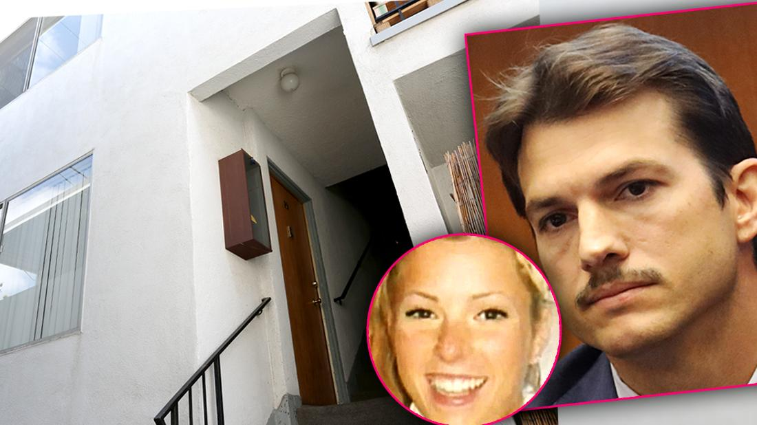 Jurors Visit Ashton Kutcher Dead Ex Apartment Where She Was Murdered
