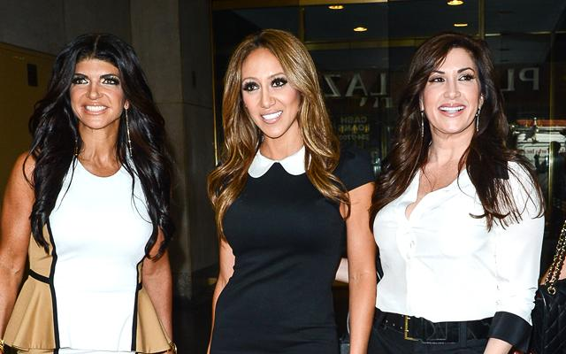 Real Housewives of New Jersey Season Contracts