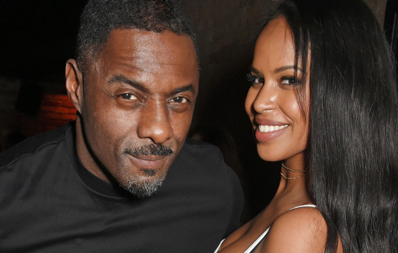 Idris Elba Engaged Sabrina Dhowre